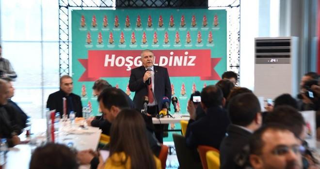 Başkan Mahçiçek'ten yeni proje