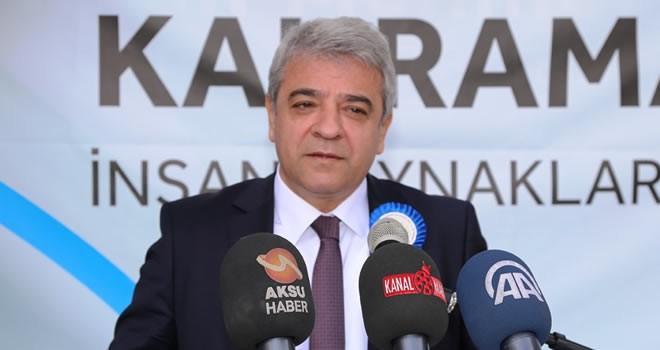 Kahramanmaraş'ta 15 yılda 4 kat istihdam