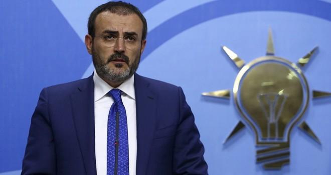 AK Parti Sözcüsü Ünal: Yenileceksiniz!