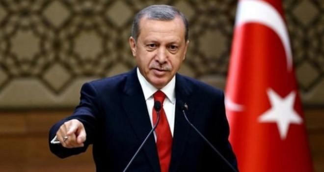 Cumhurbaşkanı Erdoğan'dan YSK kararı ile ilgili flaş açıklama