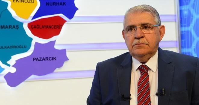 Başkan Mahçiçek: Hayır demelerinin tek sebebi Türkiye'nin büyümesi