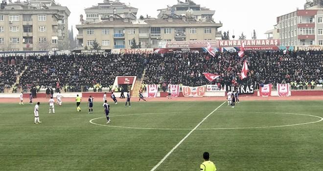 Kipaş Kahramanmaraşspor-Şanlıurfaspor maç sonucu: 2-1