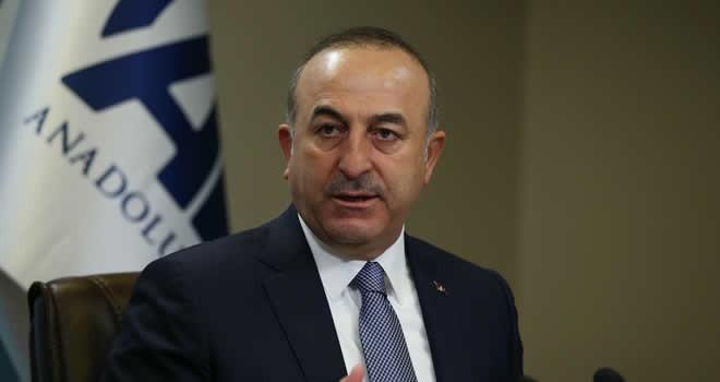 Bakan Çavuşoğlu açıkladı! Saldırganın kimliği belirlendi