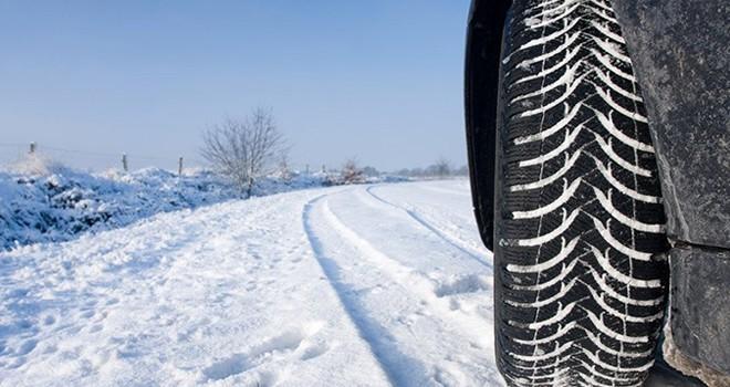 Kahramanmaraş Emniyeti'nden kış lastiği uyarısı