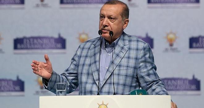 Erdoğan'dan çok sert açıklamalar: Asla müsaade etmeyeceğiz!