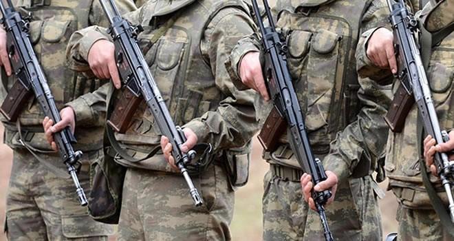 Yaralanan 117 asker göreve döndü!