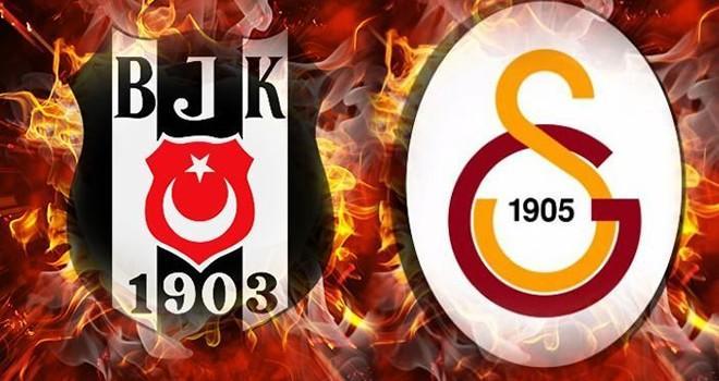 Beşiktaş-Galatasaray canlı yayın
