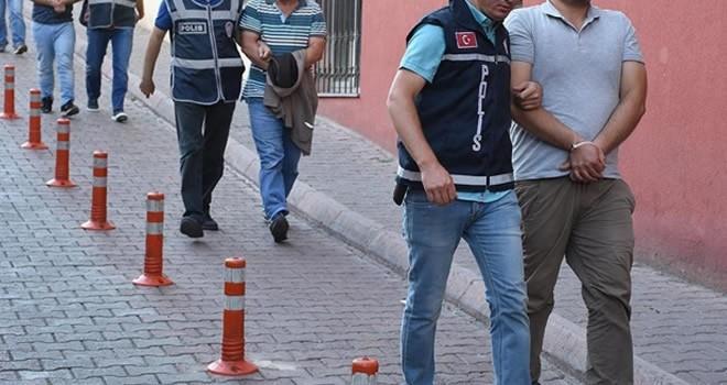 Kahramanmaraş'ta FETÖ operasyonu! 19 kişi gözaltına alındı