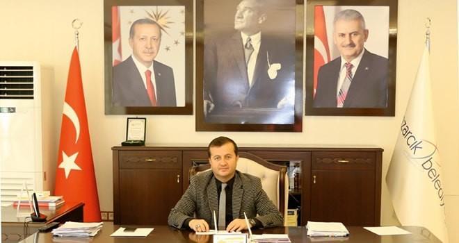 Pazarcık Belediye Başkanı Bozdağ'dan Miraç Kandili mesajı