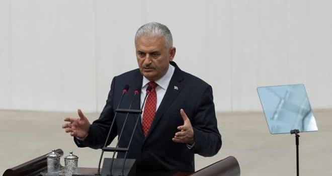Başbakan Yıldırım'dan Kılıçdaroğlu'na gönderme