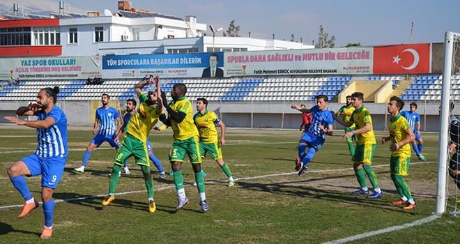1920 Maraşspor - Fidanspor maç sonucu: 2-0