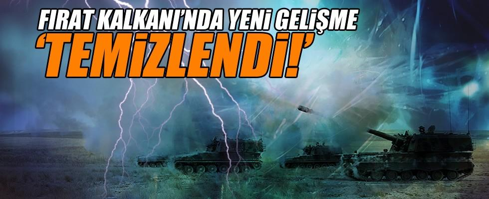 Fırat Kalkanı'nda '41 PKK'lı ve 32 DEAŞ'lı terörist öldürüldü!'