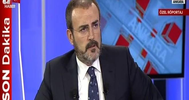 AK Parti Sözcüsü Ünal'dan Kılıçdaroğlu'na: ''Belgeleri savcılığa ver''