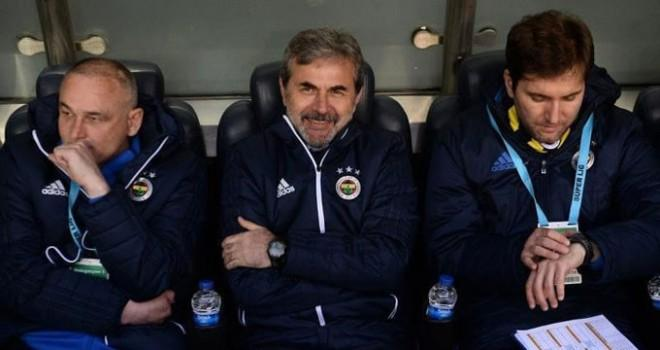 Aykut Kocaman Fenerbahçe tarihine geçti!