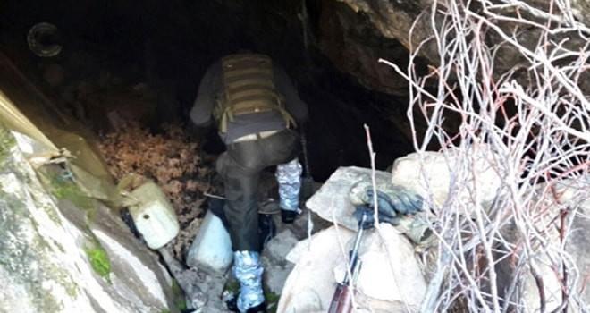 Tunceli'de 84 sığınak yok edilirken 17 teröristte öldürüldü