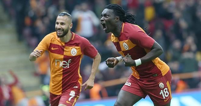 Galatasaray'dan muhteşem geri dönüş! 2-0'dan 4-2'ye...