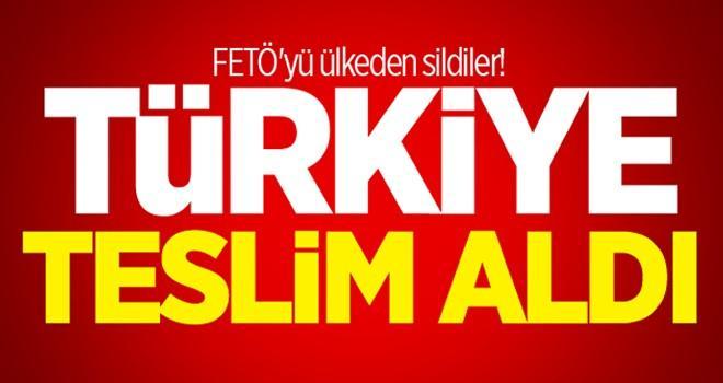 FETÖ'yü ülkeden tamamen sildiler! Türkiye teslim aldı!