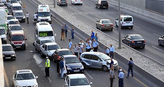 Trafikte akıllı tutanak dönemi resmen başladı! Kaza yapan artık...