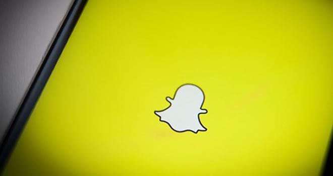 Snapchat'e beklenen yenilik geldi!