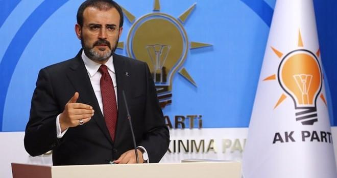 AK Parti Sözcüsü Ünal'dan canlı yayında açıklamalar