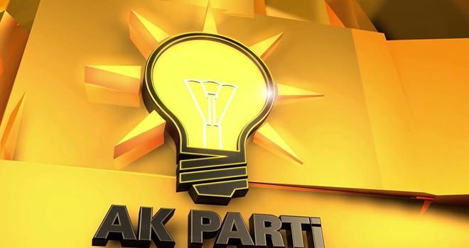 AK Parti Kahramanmaraş kuzey İlçe Başkanları istifa etti