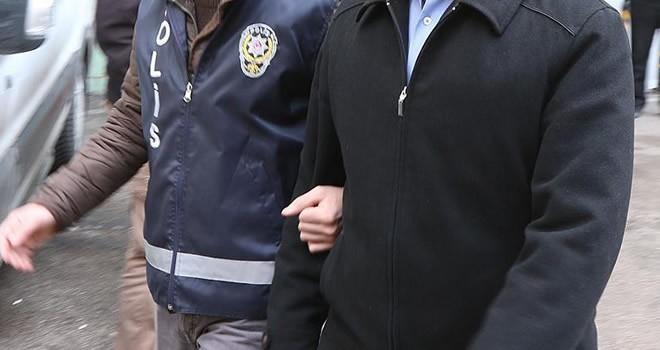 Afşin'de mahalle muhtarı tutuklandı