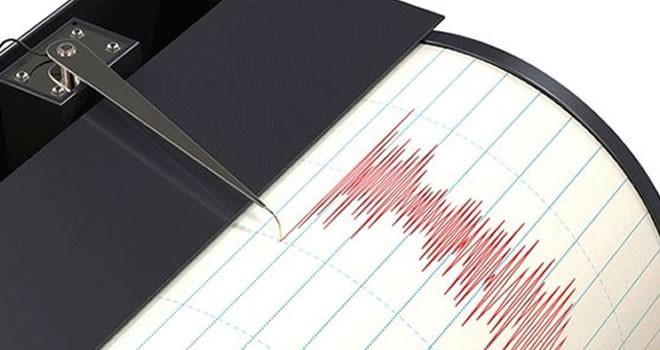 Elbistan'da 4.1 şiddetinde deprem meydana geldi