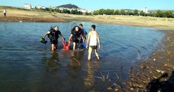 Pazarcık'ta 12 yaşındaki küçük kız baraj gölünde boğuldu
