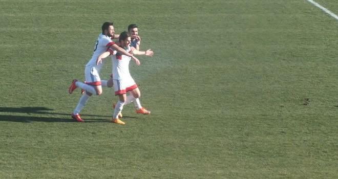 Kahramanmaraşspor - Konya Anadolu Selçukspor maç sonucu: 2-1