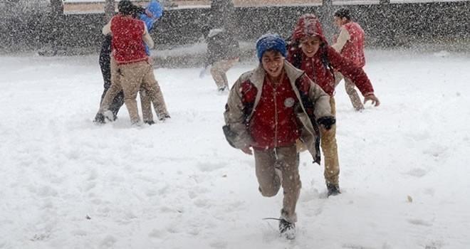 Kahramanmaraş'ta 10 Ocak Salı Okullar tatil mi? İşte tatil olan ilçeler