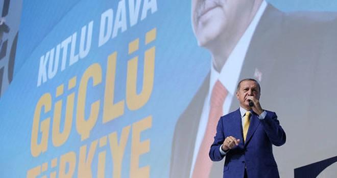 Cumhurbaşkanı Erdoğan:  'Teşkilatlarda ciddi bir değişim yaşanacak!'