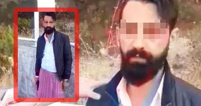 Mafya artık infaz görüntülerini sosyal medyada yayınlıyor... Pembe etek giydirip...
