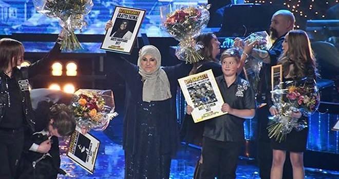 Yılın kahramanı bir Türk kadını...