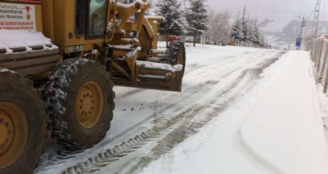 Hazırlıklar tamamlandı! Büyükşehir Belediyesi kış şartlarına hazır
