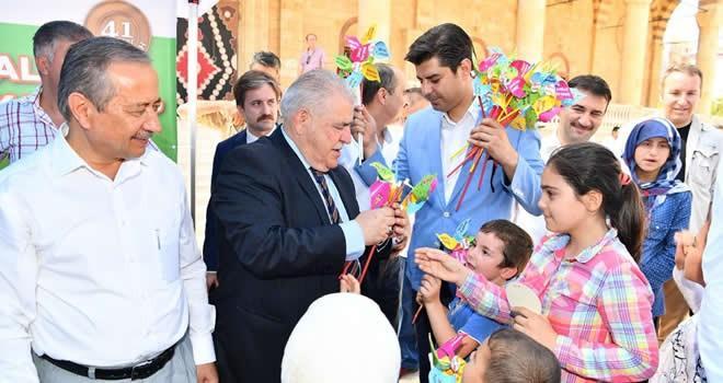 Başkan Mahçiçek Bu ülkenin geleceği bu çocuklar olacak