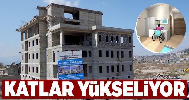 Tenzile Erdoğan İHL'de çalışmalar devam ediyor
