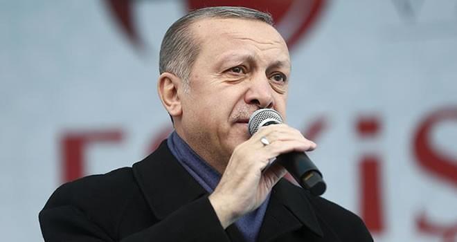 Cumhurbaşkanı Erdoğan: Bunun bedelini ödetmezsek milletimize mahcup oluruz