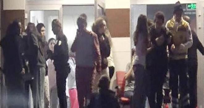 Kız yurdu fena karıştı ! Öğrenciler yurdu terk etti, sınavlar iptal edildi