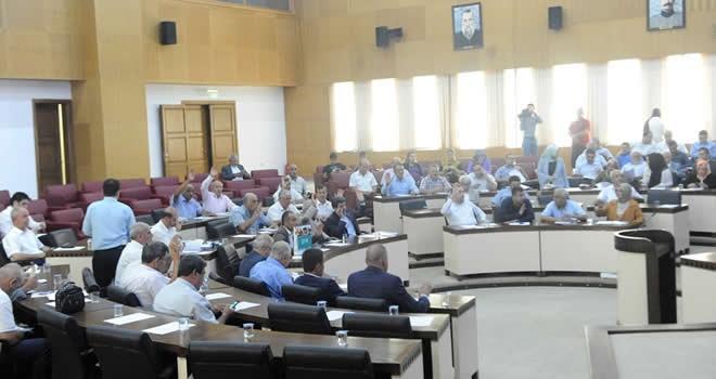 Büyükşehir Meclisi 12 Eylül'de toplandı