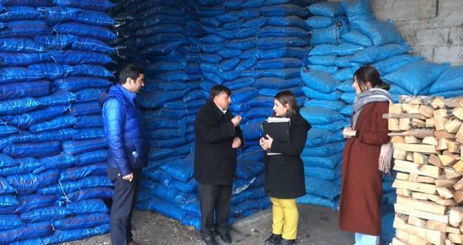 Kahramanmaraş Büyükşehir'den hava kirliliği denetimi