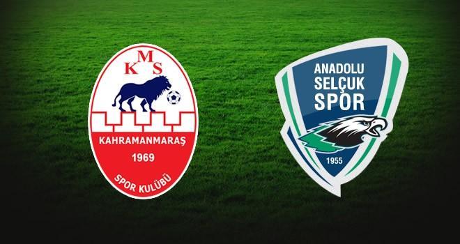 Kahramanmaraşspor'un konuğu Konya Anadolu Selçukspor