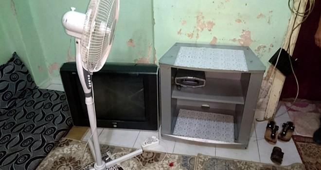 K.Maraş'ta üzerine televizyon devrilen Suriyeli 4 yaşındaki çocuk öldü