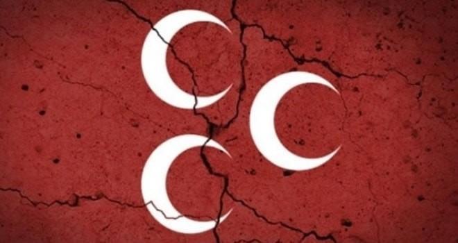Çelenk gönderen MHP'liler için ihraç talebi!