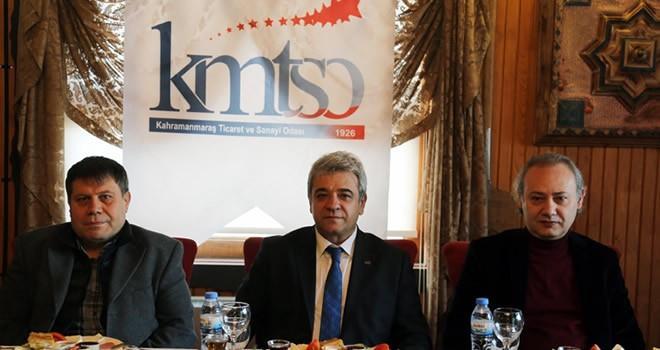 KMTSO Başkanı Zabun: Yatırım yapmaya devam edeceğiz