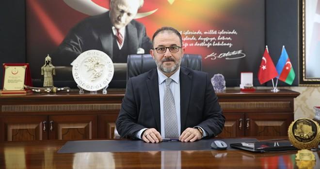 Başkan Güven 24 Kasım Öğretmenler Günü mesajı yayımladı