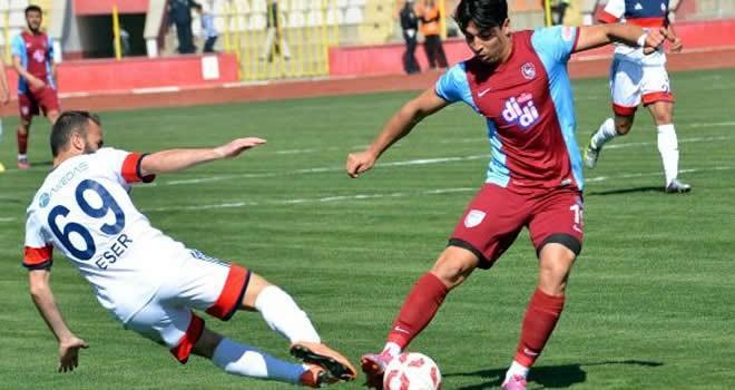 Kahramanmaraşspor-Ofspor maç sonucu: 1-0