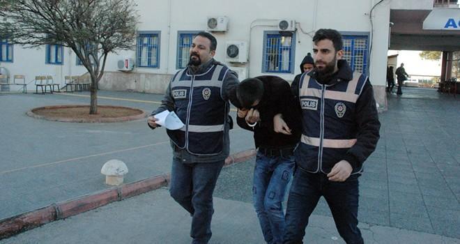 Kahramanmaraş'ta hırsızlık yapan kişi yakalandı