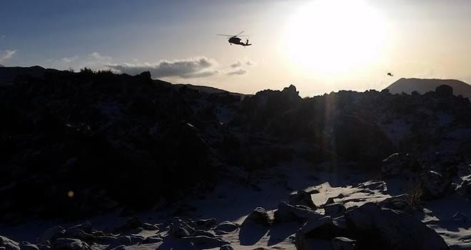 Jandarma Tendürek ve Ağrı dağlarını PKK'ya 'dar' etti