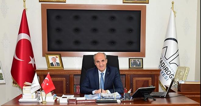 Başkan Okay: 'Kardeşlik Sınır Tanımaz'