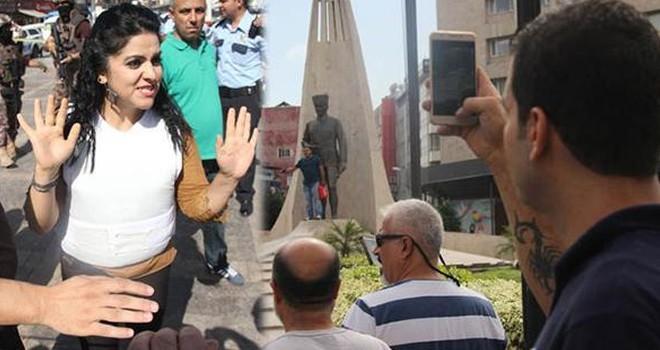 Adana'da intiharı film izler gibi izlediler